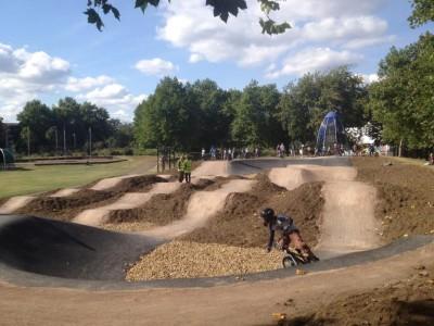 Mile End BMX track