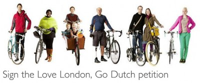 Love London, Go Dutch - sign the petition