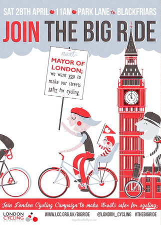 The Big Ride poster
