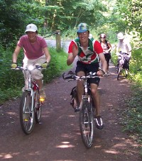 Lea Valley & Epping Forest ride