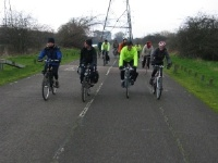 Lea Valley ride