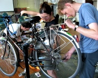 cycle maintenance workshop